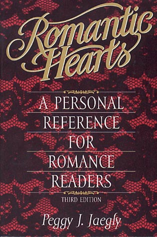 Cover image for the book Romantic Hearts: A Personal Reference for Romance Readers, 3rd Edition