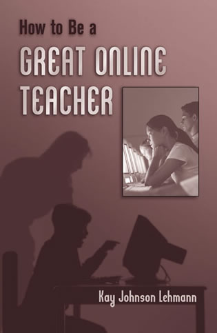 Cover image for the book How to be a Great Online Teacher