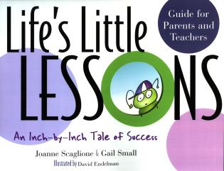 Cover image for the book Life's Little Lessons: An Inch-By-Inch Tale of Success