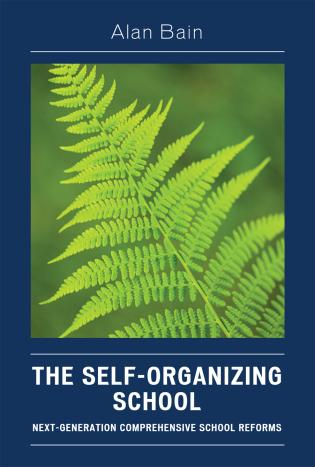 Cover image for the book The Self-Organizing School: Next-Generation Comprehensive School Reforms