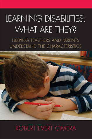 Cover image for the book Learning Disabilities: What Are They?: Helping Teachers and Parents Understand the Characteristics
