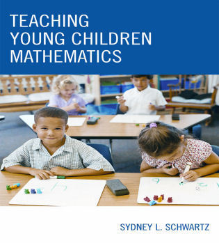 Cover image for the book Teaching Young Children Mathematics
