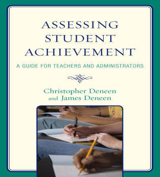 Cover image for the book Assessing Student Achievement: A Guide for Teachers and Administrators