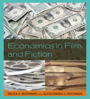 Cover image for the book Economics in Film and Fiction