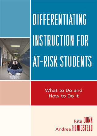 Cover image for the book Differentiating Instruction for At-Risk Students: What to Do and How to Do It