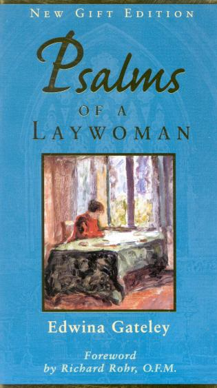 Cover image for the book Psalms of a Laywoman