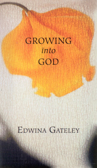 Cover image for the book Growing into God
