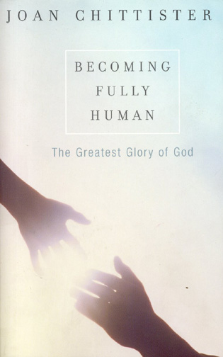 Cover image for the book Becoming Fully Human: The Greatest Glory of God