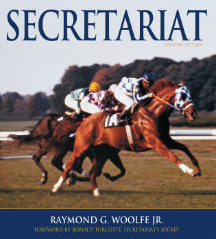 Cover image for the book Secretariat, Updated Edition