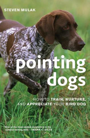 Cover image for the book Pointing Dogs: How to Train, Nurture, and Appreciate Your Bird Dog