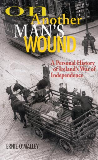 Cover image for the book On Another Man's Wound
