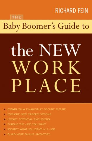 Cover image for the book The Baby Boomer's Guide to the New Workplace