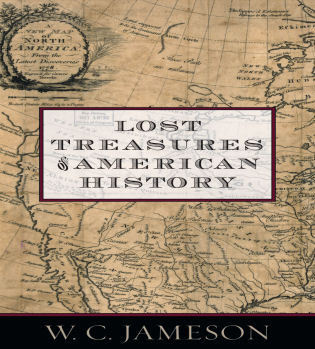 Cover image for the book Lost Treasures of American History