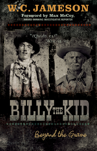 Cover image for the book Billy the Kid: Beyond the Grave