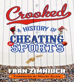 Cover image for the book Crooked: A History of Cheating in Sports