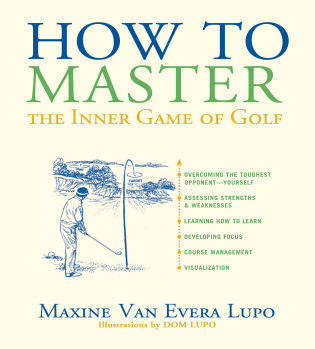 Cover image for the book How to Master the Inner Game of Golf