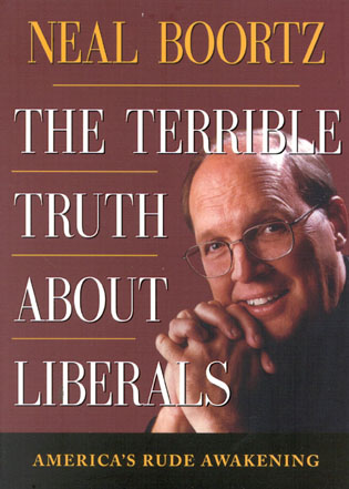 Cover image for the book The Terrible Truth About Liberals