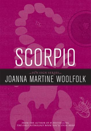 Cover image for the book Scorpio: Sun Sign Series