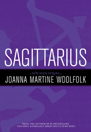 Cover image for the book Sagittarius: Sun Sign Series