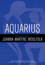Cover image for the book Aquarius: Sun Sign Series