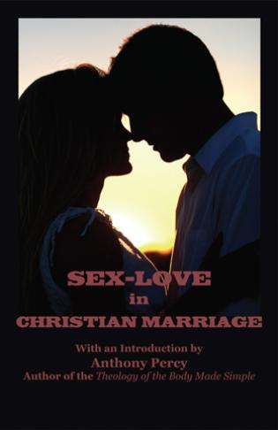 Cover image for the book Sex-Love In Christian Marriage