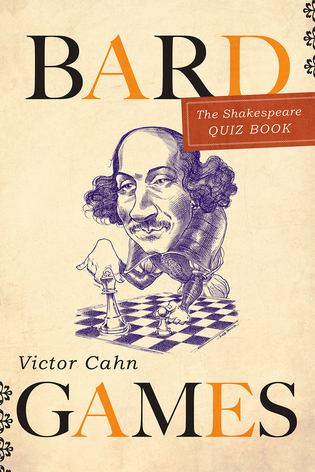 Cover image for the book Bard Games: The Shakespeare Quiz Book