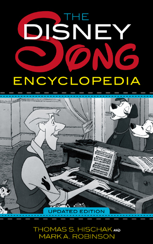 Cover image for the book The Disney Song Encyclopedia, Updated Edition
