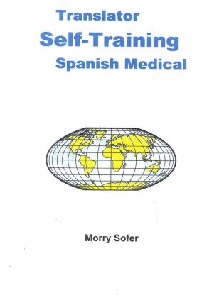 Cover image for the book Translator Self-Training--Spanish Medical