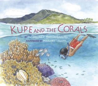 Cover image for the book Kupe and the Corals