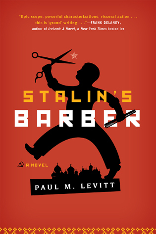 Cover image for the book Stalin's Barber: A Novel