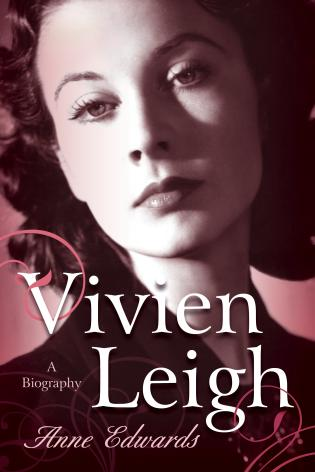 Cover image for the book Vivien Leigh: A Biography