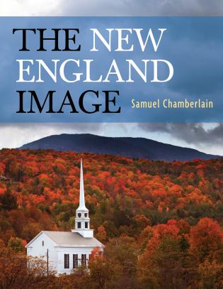 Cover image for the book The New England Image