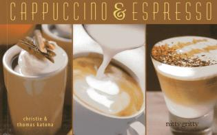 Cover image for the book Cappuccino & Espresso