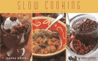 Cover image for the book Slow Cooking, Revised Edition