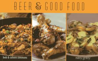 Cover image for the book Beer & Good Food