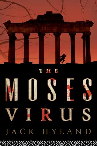 Cover image for the book The Moses Virus: A Novel