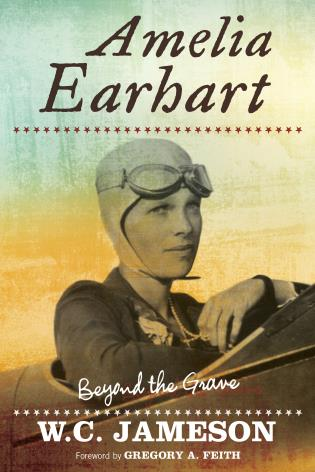 Cover image for the book Amelia Earhart: Beyond the Grave