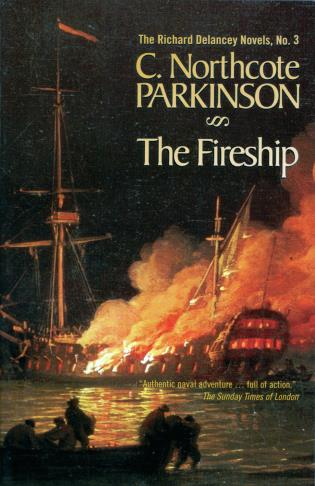 Cover image for the book The Fireship