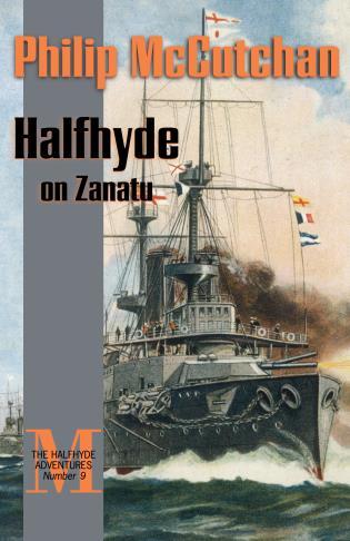 Cover image for the book Halfhyde on Zanatu