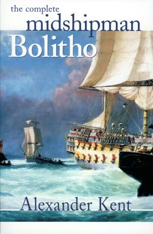 Cover image for the book The Complete Midshipman Bolitho