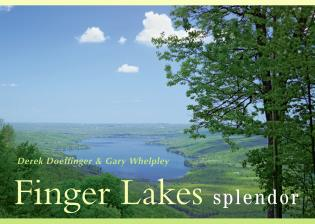 Cover image for the book Finger Lakes Splendor