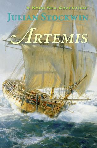 Cover image for the book Artemis