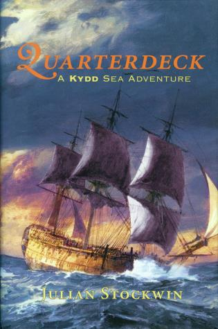 Cover image for the book Quarterdeck