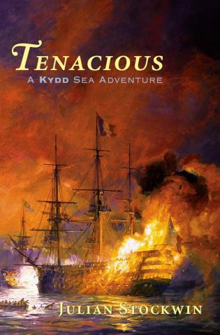 Cover image for the book Tenacious