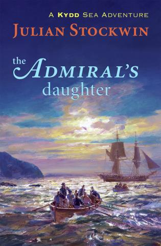 Cover image for the book Admiral's Daughter