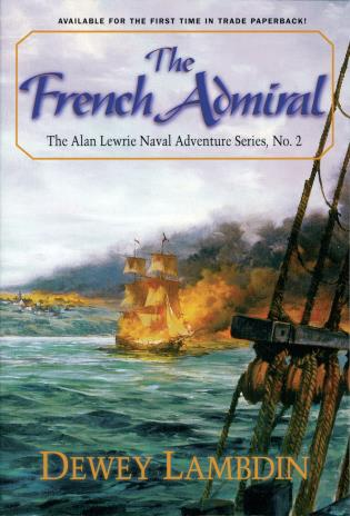 Cover image for the book The French Admiral