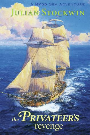 Cover image for the book Privateer's Revenge