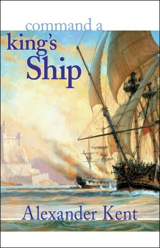 Cover image for the book Command a King's Ship