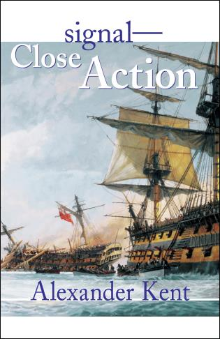 Cover image for the book Signal - Close Action!