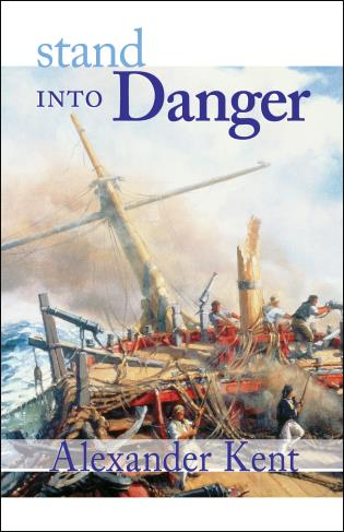 Cover image for the book Stand Into Danger
